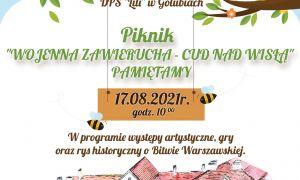 """Piknik """"Wojenna Zawierucha - Cud nad Wisłą"""""""